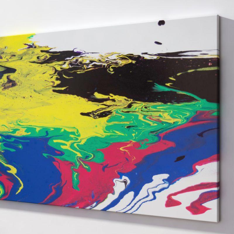 Abstract Art 90-the classics, original canvas