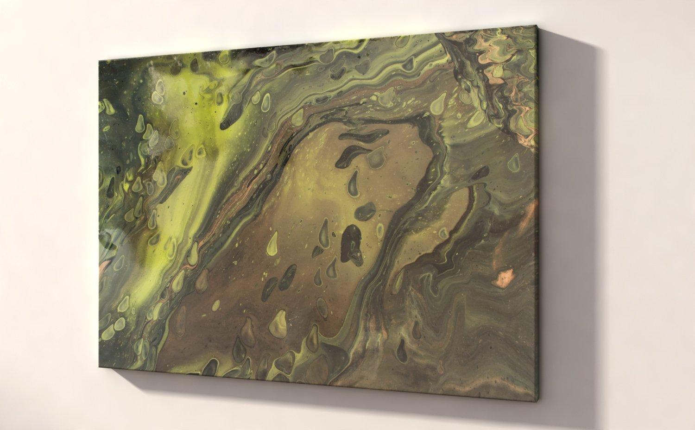 Abstract Art Siren tale