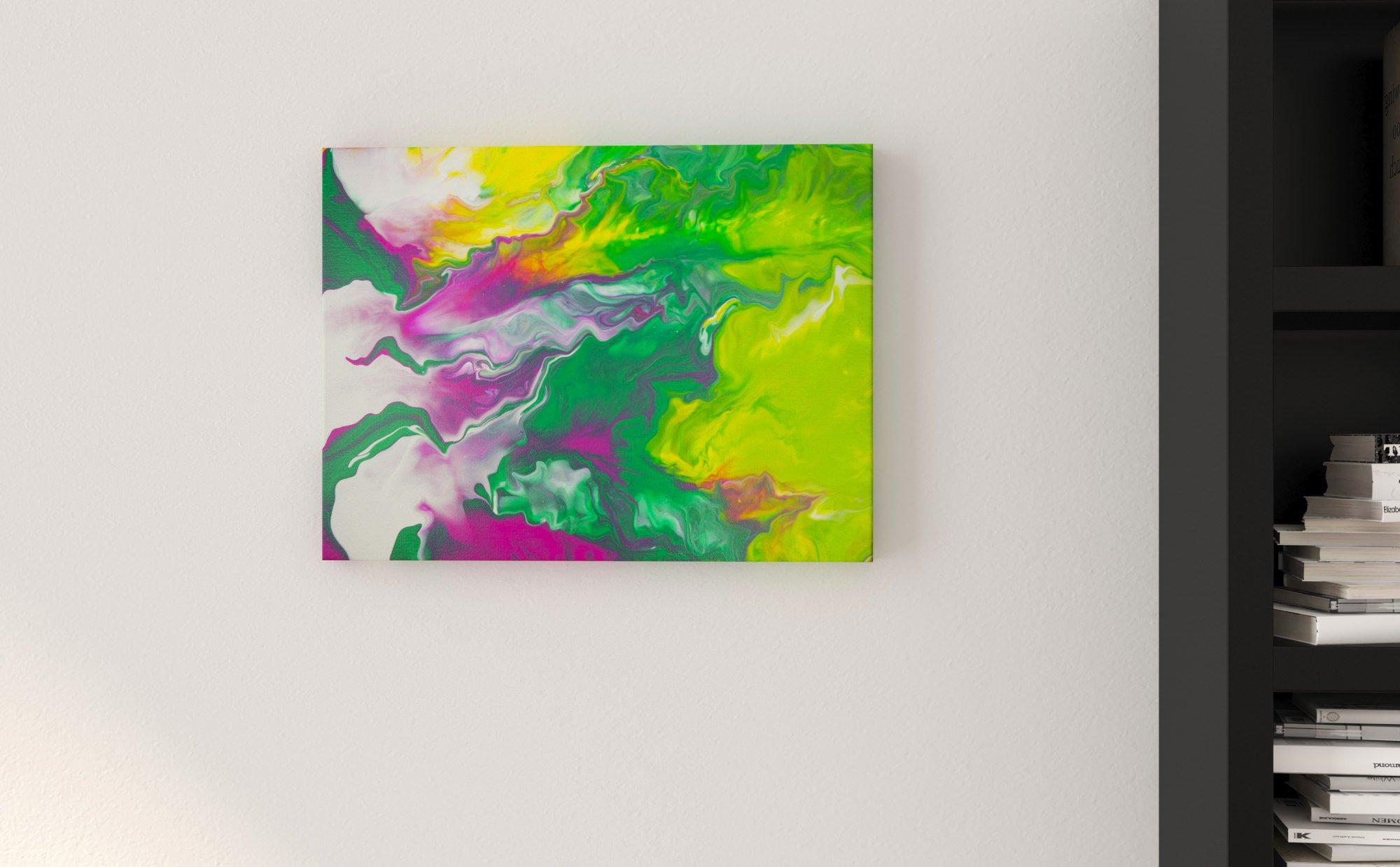 Abstract Art Tree
